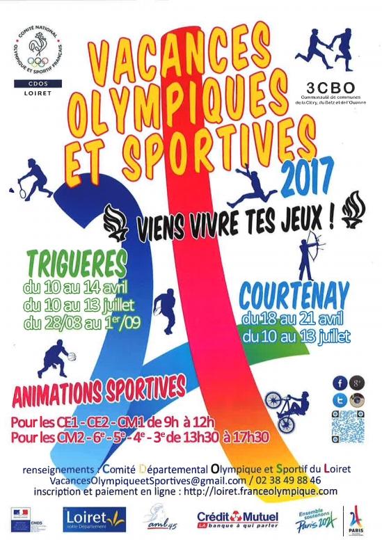 Vacances olympiques et sportives