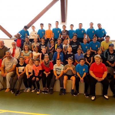 Journée d'activités sportives - Juillet 2017