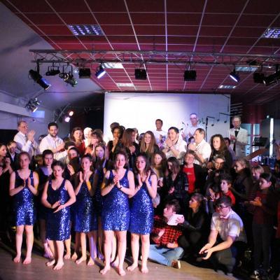 Spectacle de l'Ecole municipale de musique et de danse