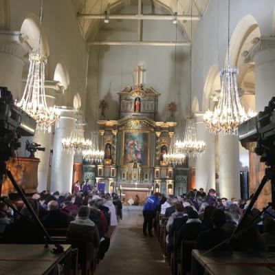 Messe Télévisée du 2 décembre 2018