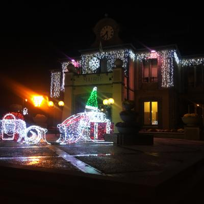 Illuminations Mairie