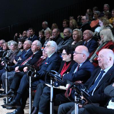 Inauguration du Pôle culturel et associatif