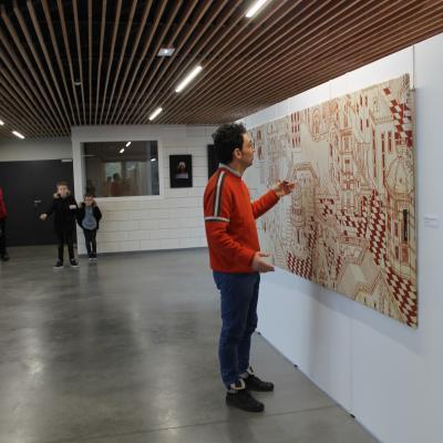 Exposition renaissance et art contemporain